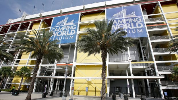Report: ACC Championship Game moving to Orlando from Charlotte - IMAGE