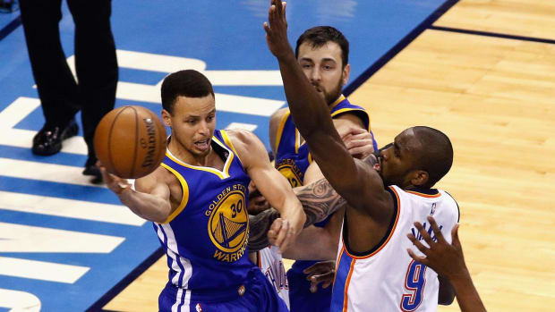 Warriors, Thunder face epic Game 7 showdown -- IMAGE