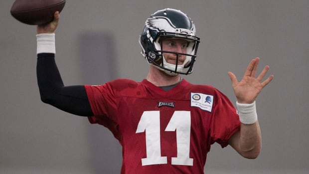 The MMQB Spotlight: Carson Wentz IMAGE