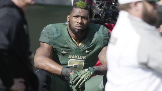 Report: Baylor's Shawn Oakman under sexual assault investigation IMAGE