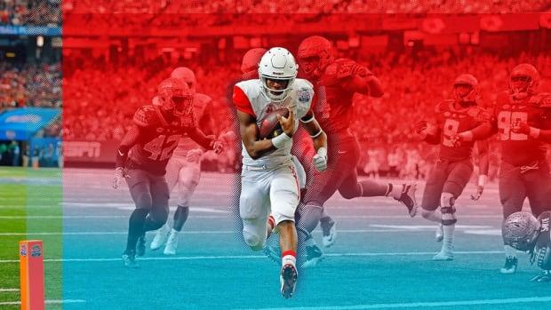 When opposites attack: Boisterous Tom Herman, quiet Greg Ward Jr. combine to put Houston in playoff conversation