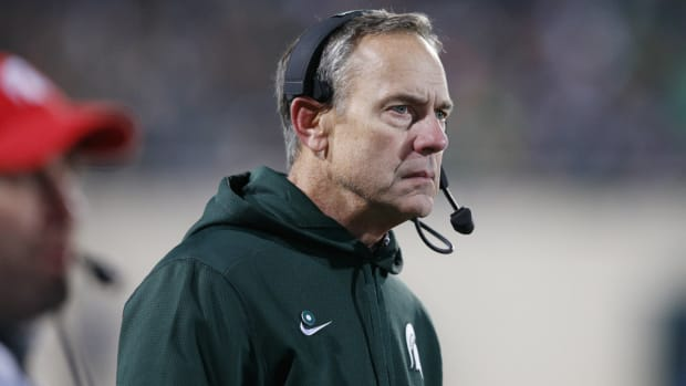 Mark Dantonio discusses Michigan State's 2016 recruiting class IMAGE