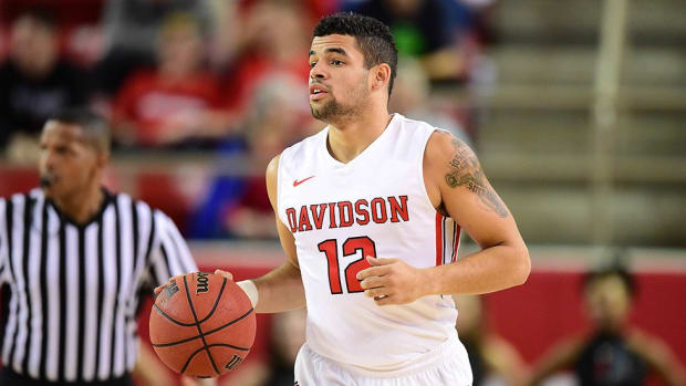 Steph's Successor: Jack Gibbs may not be a future NBA MVP, but he is having a spectacular season at Davidson
