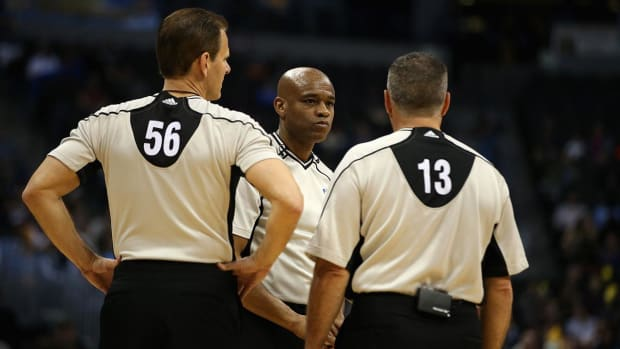 NBA Referee Association calls for end of Last 2 Minute Report - IMAGE