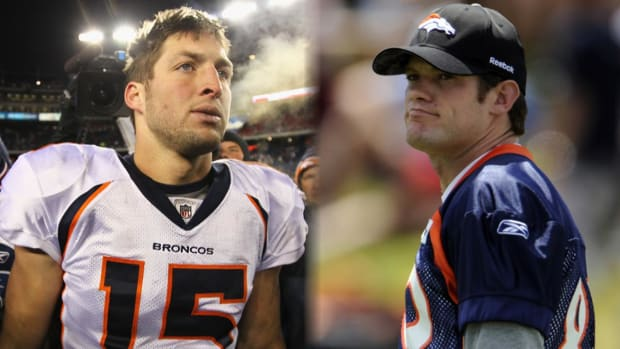 Ex-NFL WR David Anderson: Tim Tebow was worst QB I played with - IMAGE