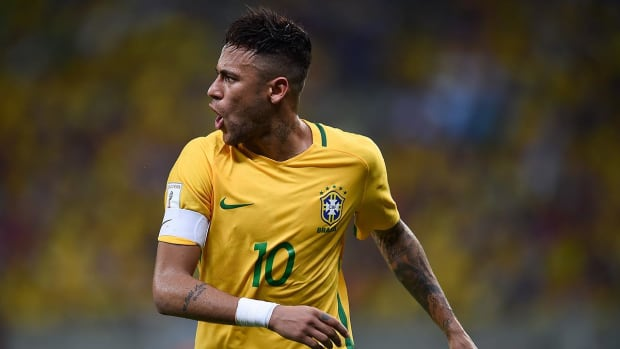 Barcelona: Neymar will play for Brazil in Olympics, miss Copa America--IMAGE