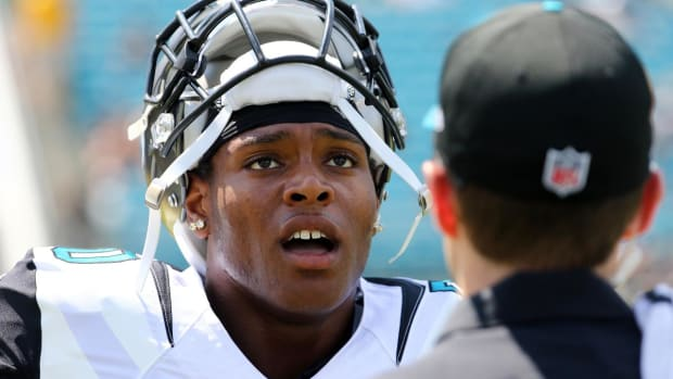 Jalen Ramsey on Steve Smith Sr: 'I don't respect him as a man' -- IMAGE