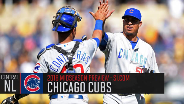 Verducci: Chicago Cubs 2016 midseason preview IMAGE