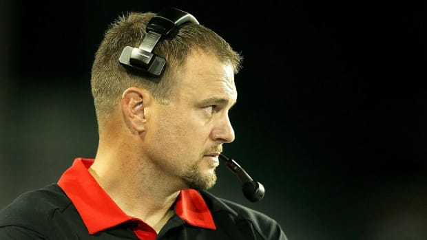 Report: LSU nearing deal with Tom Herman to become next coach - IMAGE