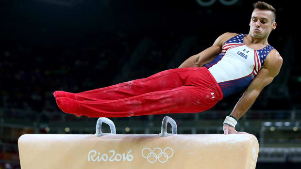Team USA: 2016 men's team gymnastics preview IMAGE