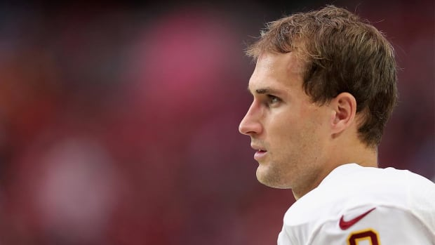 Report: Redskins placing tag on Kirk Cousins -- IMAGE