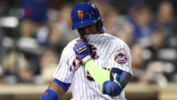 Report: Mets OF Yoenis Cespedes to opt out of contract - IMAGE