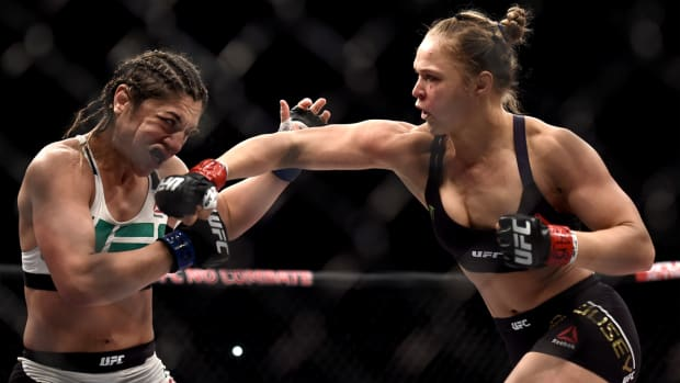 Rousey Correia UFC 190