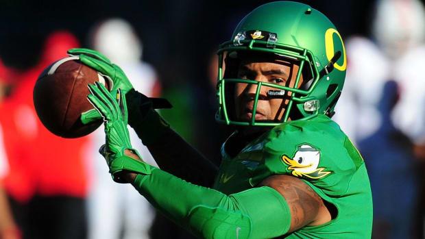 Oregon's Vernon Adams believes he's No. 2 QB in 2016 draft class IMAGE