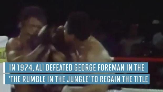 Muhammad Ali, forever a winner - IMAGE