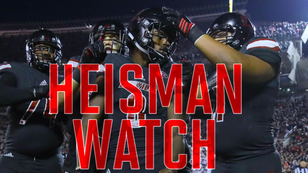 Heisman Watch: Week 7 review -- IMAGE