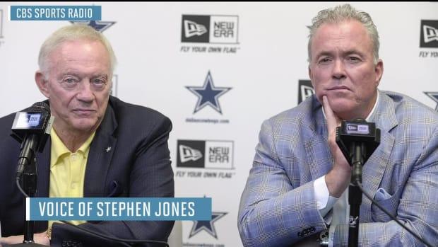 Cowboys VP: 'No chance' Dallas signs Manziel - IMAGE