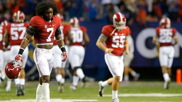NCAA suspends Alabama DB Tony Brown Indefinitely - IMAGE