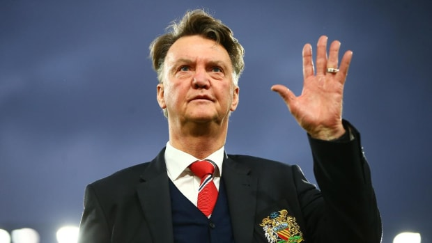 Manchester United sacks manager Louis van Gaal - IMAGE