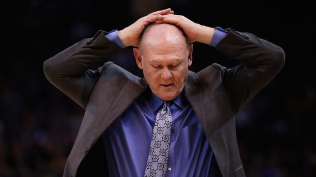 Report: Sacramento Kings want George Karl to resign - IMAGE