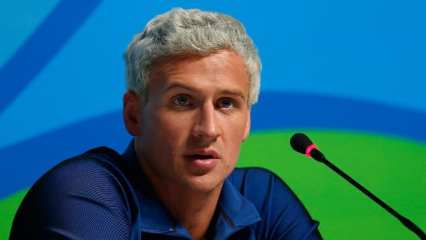 Report: Ryan Lochte to join 'Dancing With The Stars' cast -- IMAGE