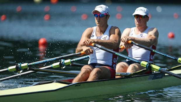U.S. rowers to wear antimicrobial suits in Rio -- IMAGE