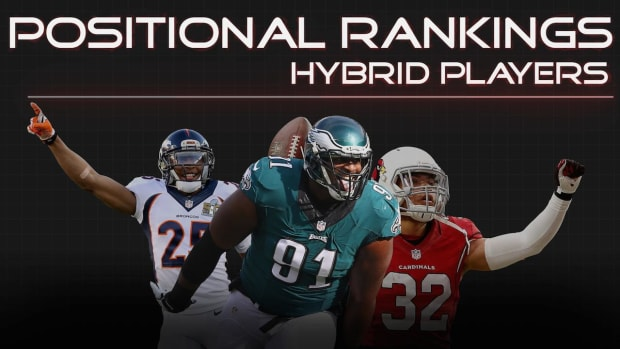Positional Rankings: Hybrid players IMAGE