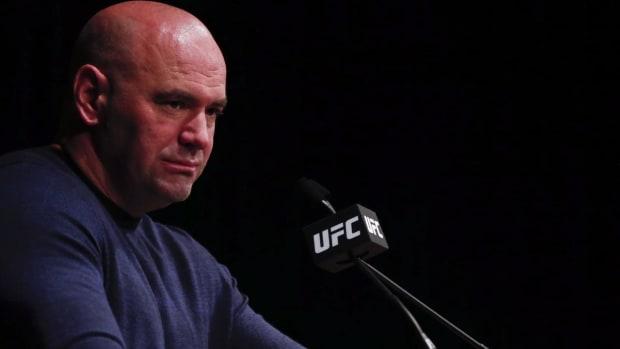 Two bids to buy UFC in $4.1 billion range - IMAGE