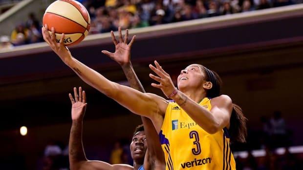 Candace Parker dedicates WNBA championship win to Pat Summitt - IMAGE