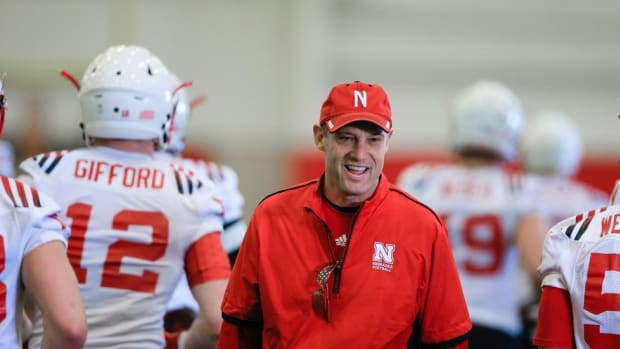 You don't go 5–7 at Nebraska: Why Mike Riley sees a bright future after the Huskers' 2015 nightmare; Punt, Pass & Pork