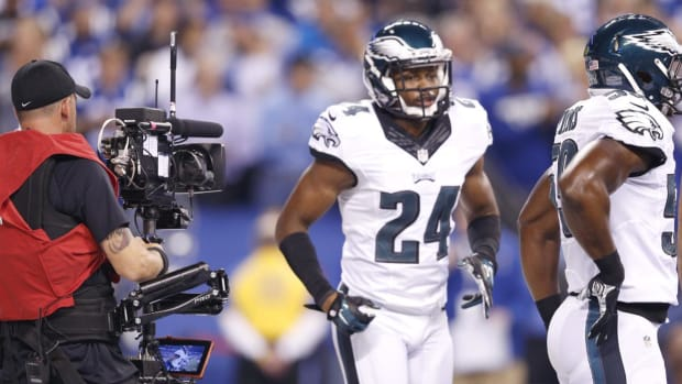 Media members discuss getting NFL ratings back on track - IMAGE