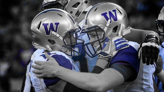 Do the Huskies belong in the playoff hunt? -- IMAGE