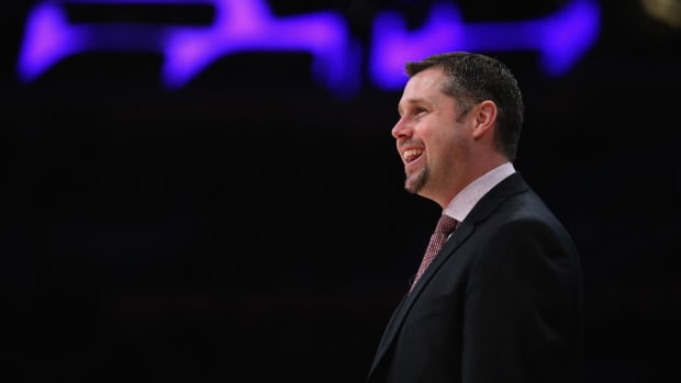 Kings name Dave Joerger head coach--IMAGE