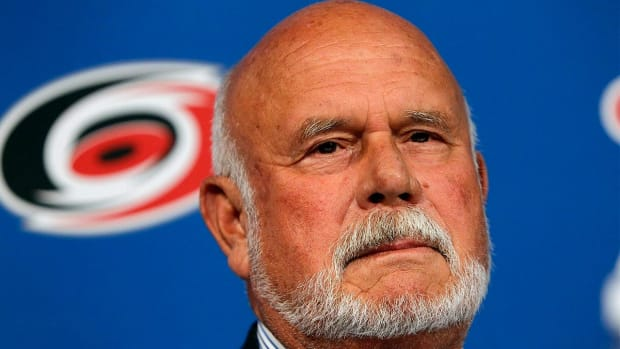 Carolina Hurricanes owner Peter Karmanos sued by sons - IMAGE