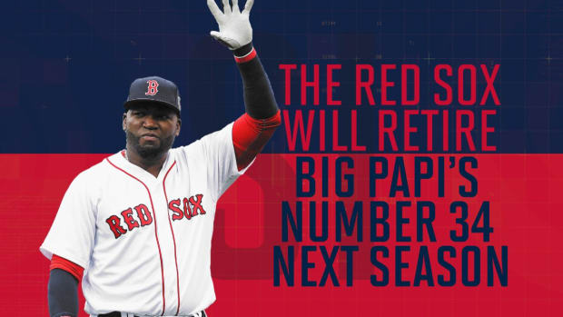 Big Papi's career has come to the end - IMAGE