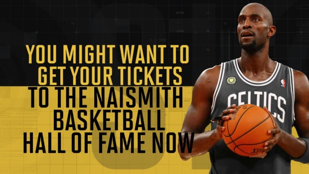 Will the 2021 NBA Hall of Fame class be the best ever? -- IMAGE