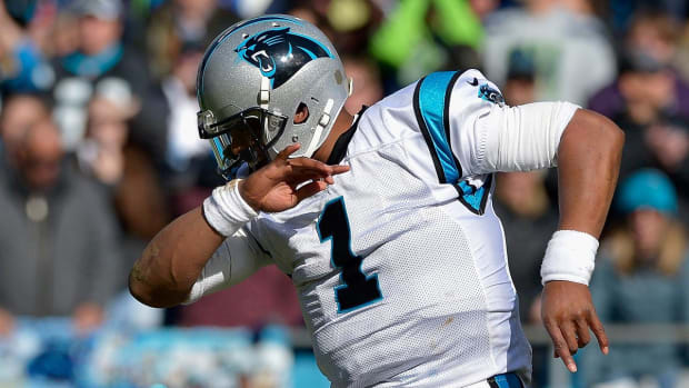 Should Panthers be worried about Seattle's second half comeback? IMAGE
