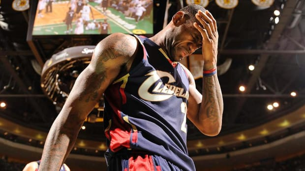 How worried should the Cleveland Cavaliers be? IMG