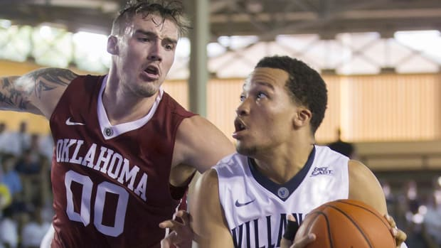 Oklahoma Sooners, Villanova Wildcats reach Final Four IMG