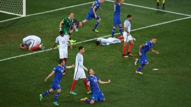 Iceland beats England 2-1 in shock of Euro 2016 - IMAGE