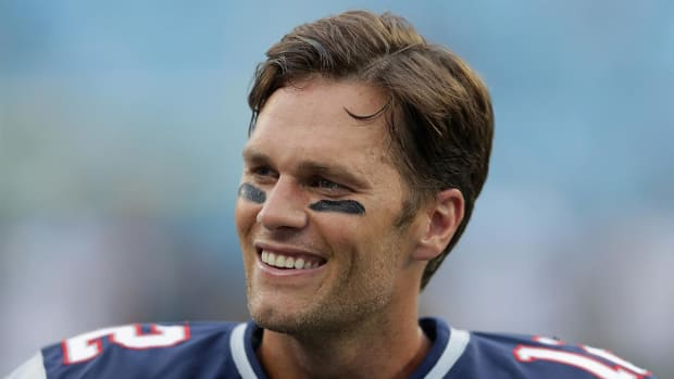 Tom Brady: 'Excited' to be back with team after Deflategate - IMAGE
