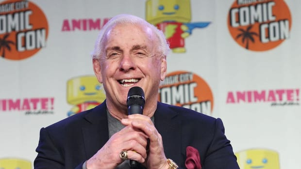 Media Circus: Ric Flair to be featured in 30 for 30--IMAGE
