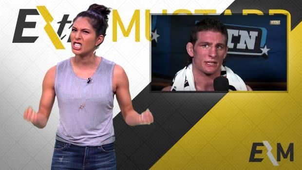Mustard Minute: Wrestler wins championship thanks to mullet IMG