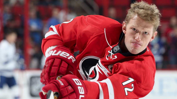 Eric Staal traded to New York Rangers - IMAGE