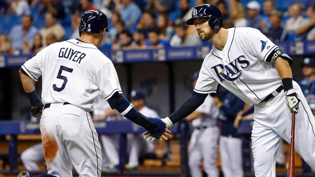 2016 Winter Report Card: Tampa Bay Rays IMAGE