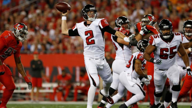 Matt Ryan's four touchdowns lead Falcons to win over Buccaneers - IMAGE
