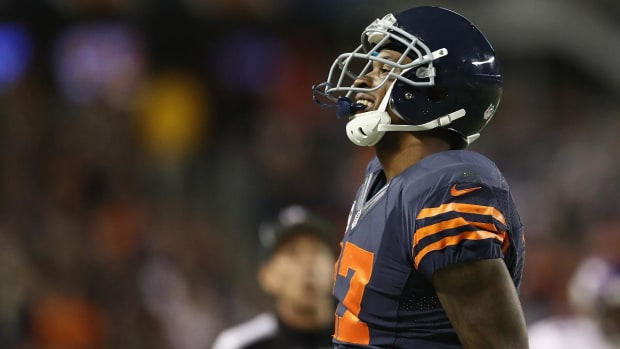 Bears WR Alshon Jeffery suspended for performance-enhancing drug violation - IMAGE