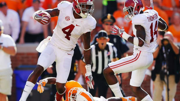 Campus Rush Podcast Week 8: Could a two-loss team make the playoff? Will anybody stop Alabama?