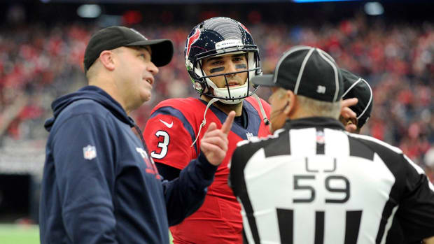 Tom Savage named Texans starting QB vs. Bengals - IMAGE