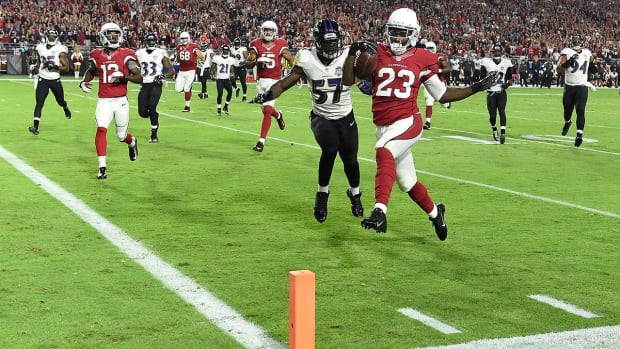 Chris Johnson returns to Cardinals on one-year deal -- IMAGE